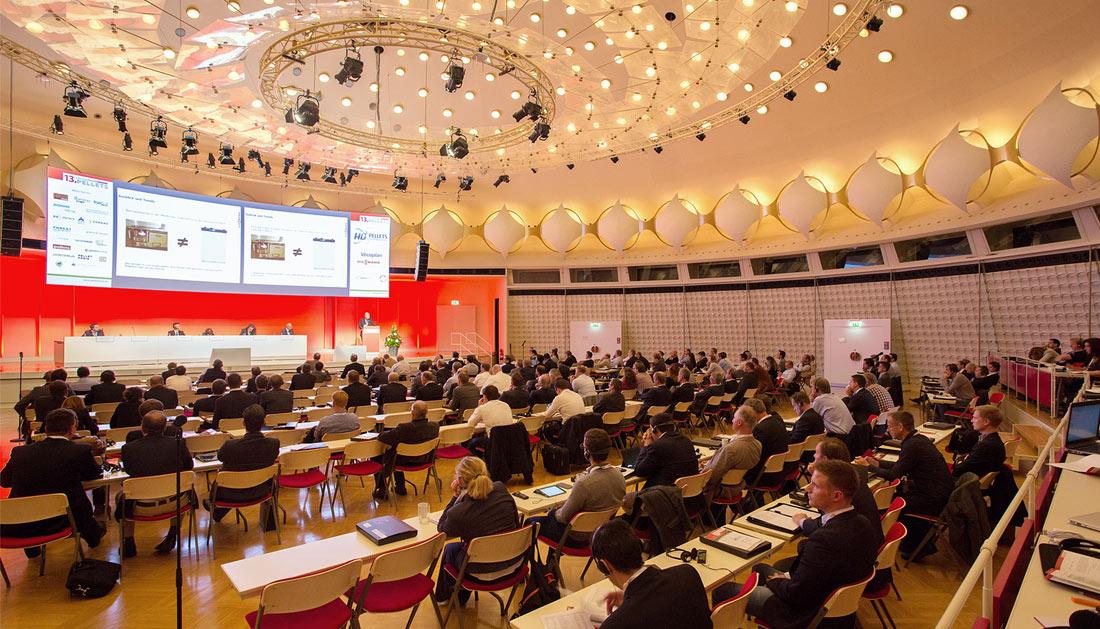 Reportage von Events, Kongressen und Tagungen