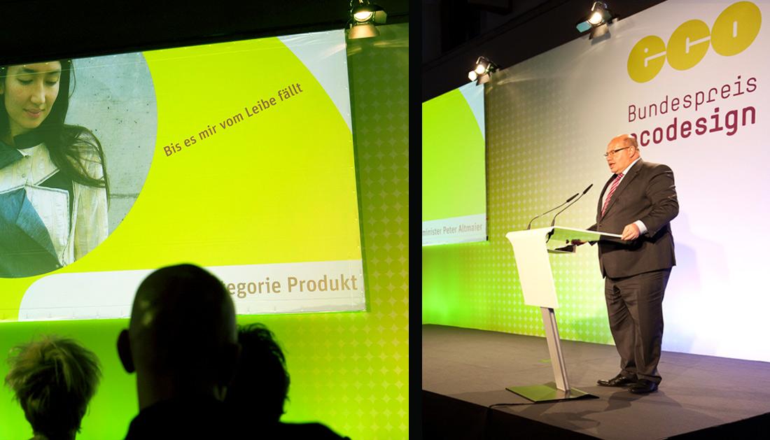Veranstaltungsfoto von Preisverleihung Berlin