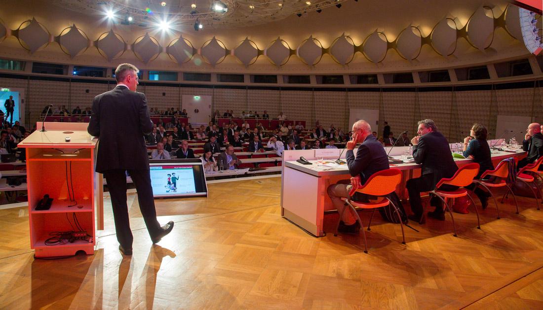 Kongressfoto Berlin ICC