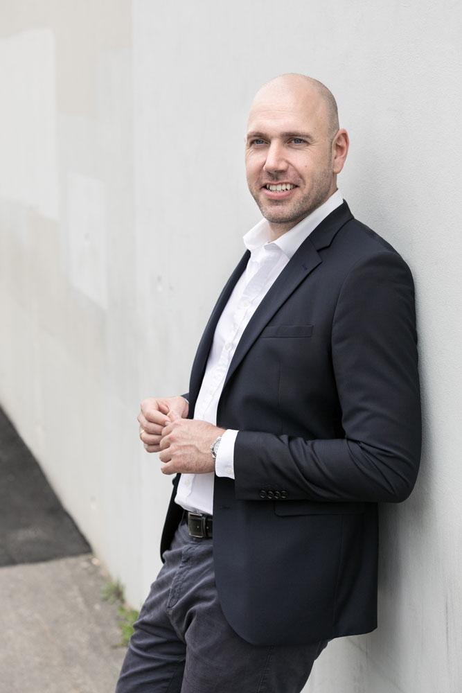 Business Portraits von Männern