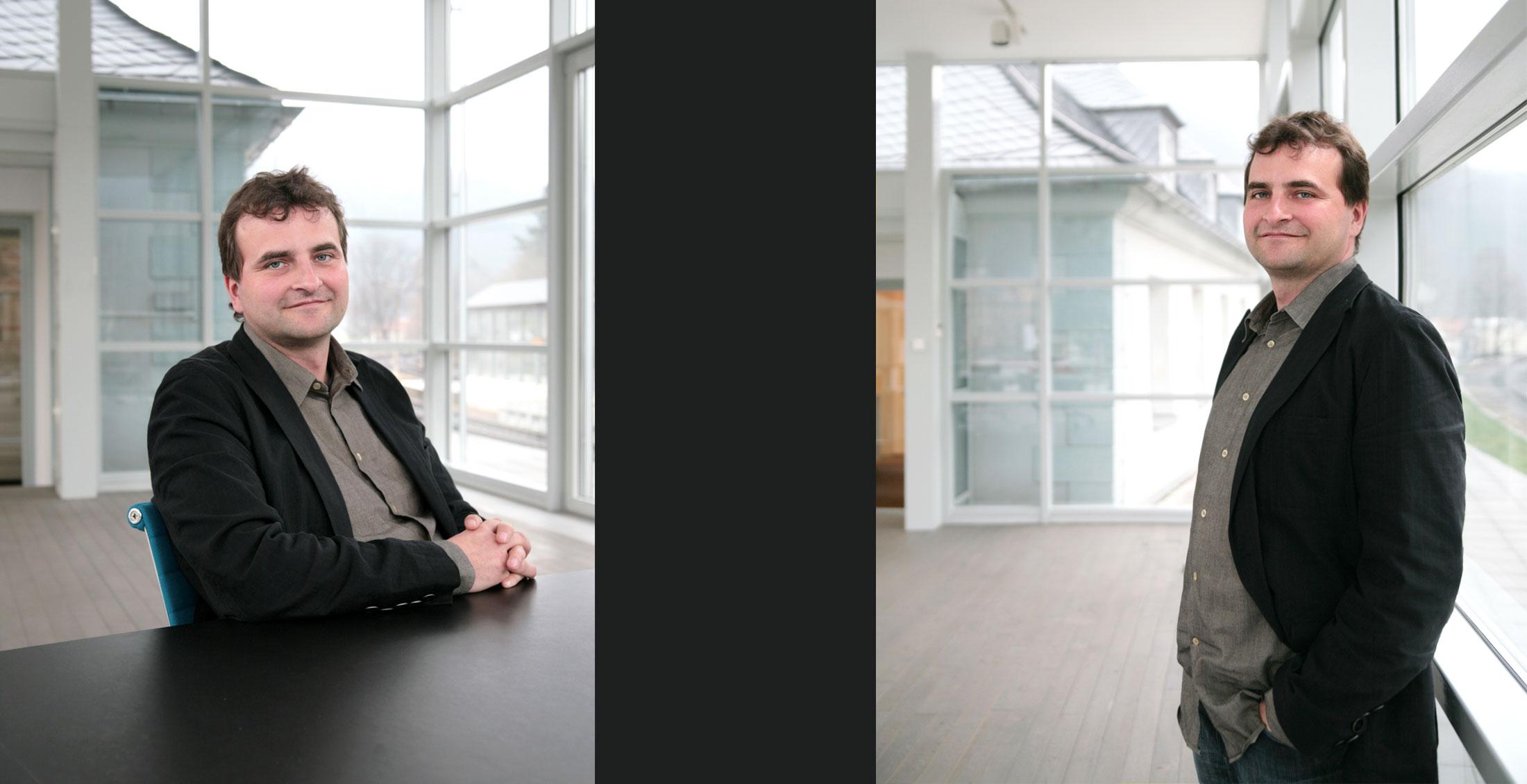 Vorstandsfotografie und Portraits des Management