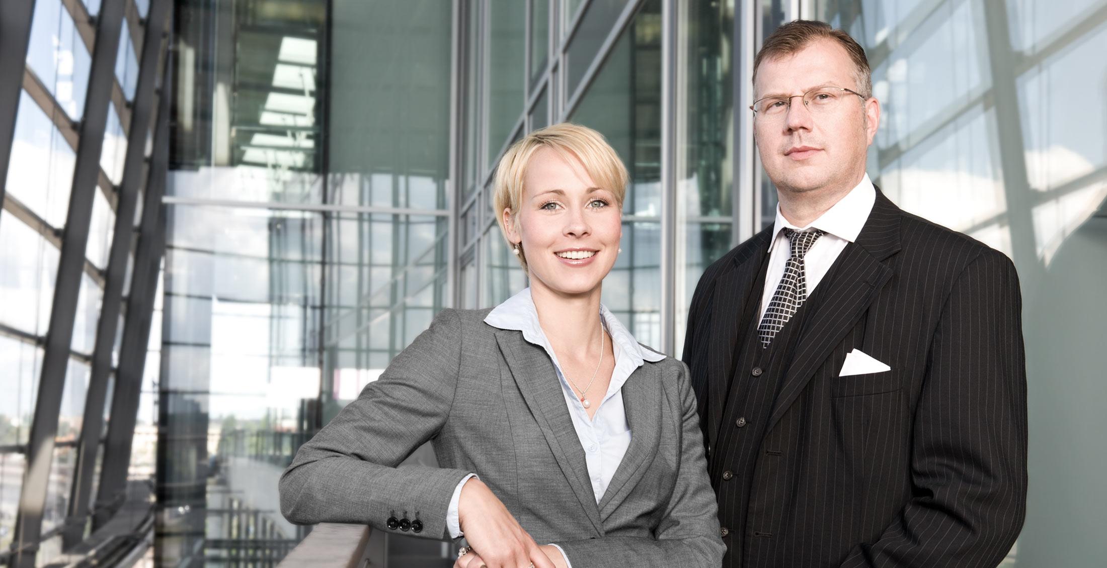 Vorstandsfotografie und portraits des Managements