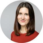 Profilbild für LinkedIn in Farbe